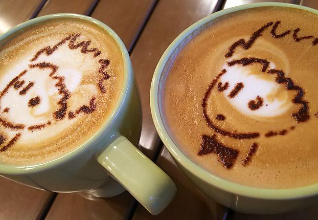 カフェ サン=テグジュペリ
