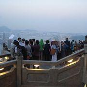 香港100万ドルの夜景、どこから見下ろす?!