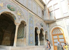 ゴレスタン宮殿