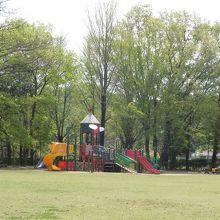 緑がきれいな公園です
