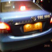 ブルーバードタクシーでも、実は評判は良くない!