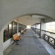 昔は国際旅客ターミナルだった建物です