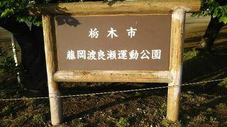 渡良瀬運動公園