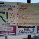 海浜幕張駅北口広場
