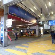 氷河急行の起点駅でもあるツェルマット駅
