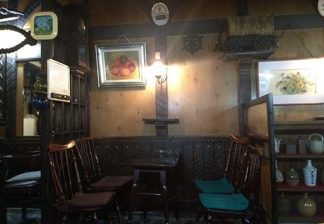ポパイ喫茶店