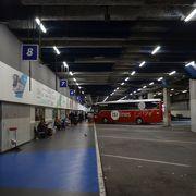 地下鉄ガリエニ駅にターミナルがあります