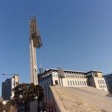 東大門歴史文化公園 照明塔