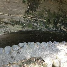 三ケ月井戸跡