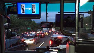 高速バス (富士急山梨バス)