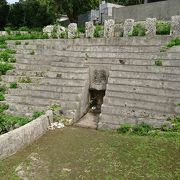とても立派な豪族のお墓