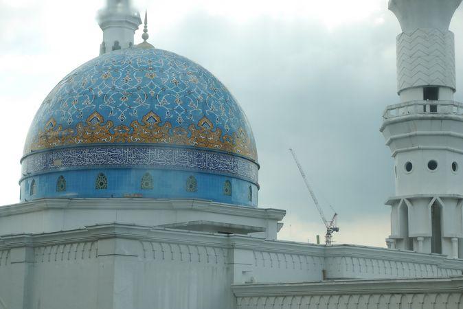 アルブカリー モスク