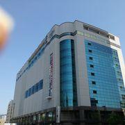 広島駅すぐ側