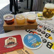 ベルギービールを満喫できます!!