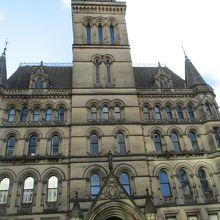 マンチェスター市庁舎