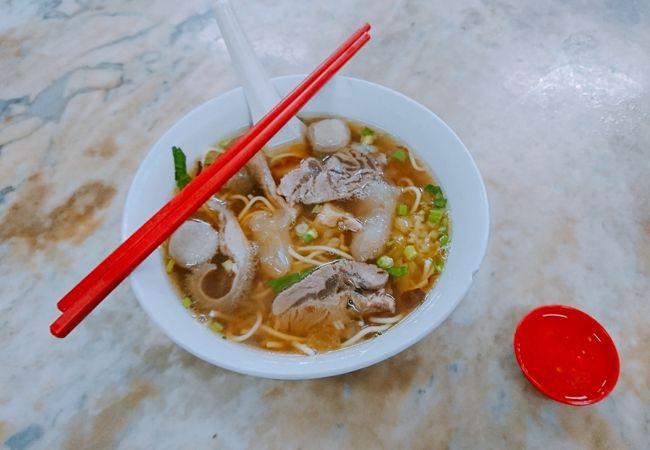 麗豊牛肉麺