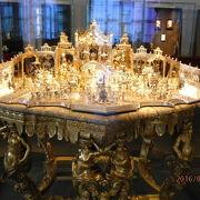 王家のきらびやかなコレクション