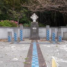 フランシスコ・ザビエル記念碑
