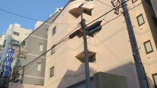 新宿 CITY HOTEL N.U.T.S