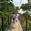 門脇つり橋(門脇灯台)