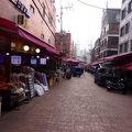 写真:永東市場通り