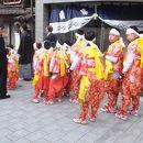 井波八幡宮よいやさ祭