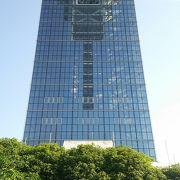 名古屋市内を一望
