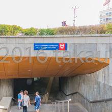 スヴェティ クリメント オフリドスキ駅