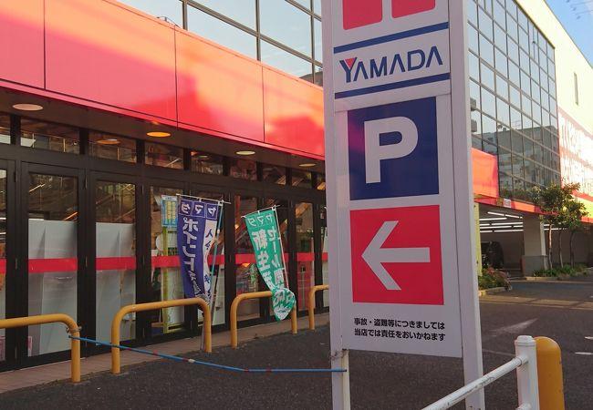 ヤマダ電機テックランド (江戸川店)