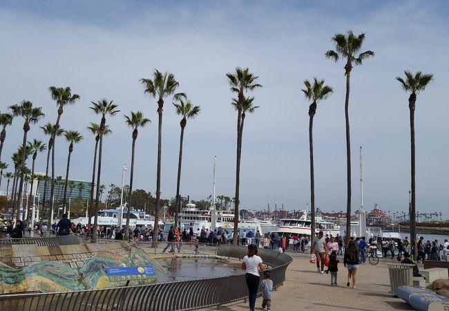 ロングビーチ港