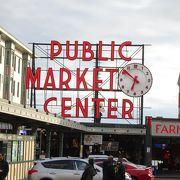 言わずと知れたシアトルの人気スポット!