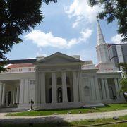 シンガポール最古のキリスト教教会、アルメニアン教会