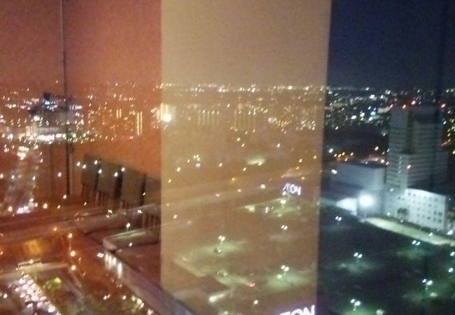 高層階からの眺めは良いです