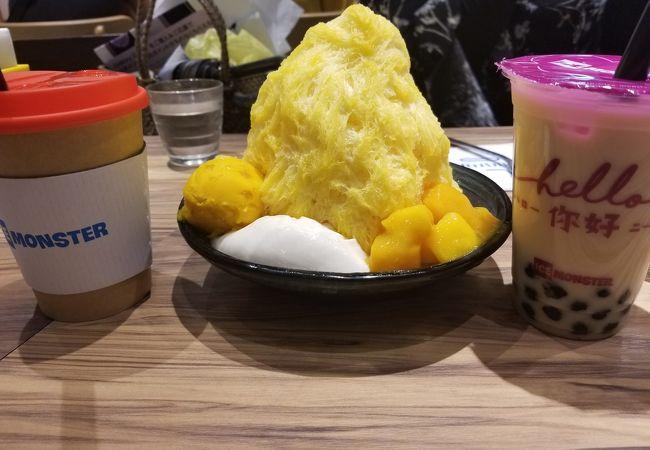 台湾かき氷