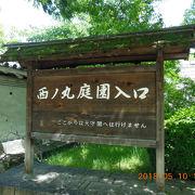 大阪城の御膝下