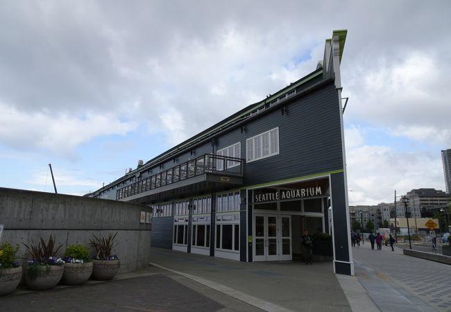 シアトル水族館