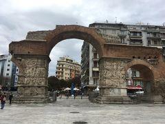 テッサロニキの初期キリスト教とビザンティン様式の建造物群