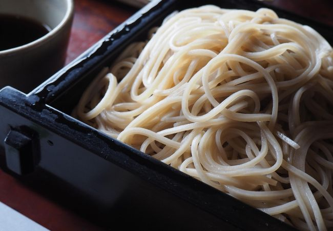 鎌倉山の庭園蕎麦屋 檑亭