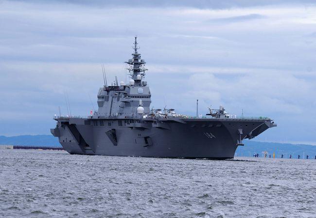 天保山に入港する船の撮影の最寄り駅