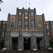 とても古い建物です 宮崎県庁