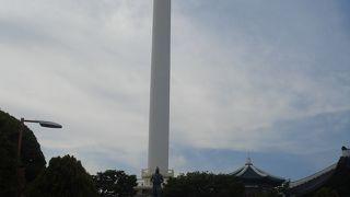 釜山市内観光と言えばまず釜山タワーから