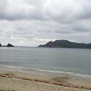 大島海峡を望む