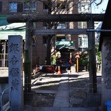 銀杏八幡宮 / 銀杏稲荷神社