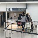 グローバルWiFi (新千歳空港 国際線3階出発ロビー)