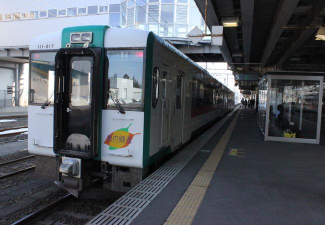 JR陸羽西線 (奥の細道最上川ライン)