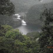 西表島の名瀑
