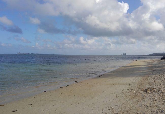 ランディング ビーチ