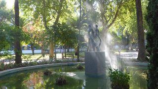 ディエゴ デ リバス公園