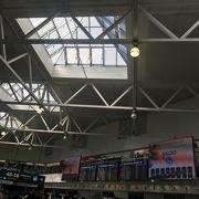 ブダペストの空港