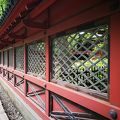 江戸時代の建造物が残っている神社
